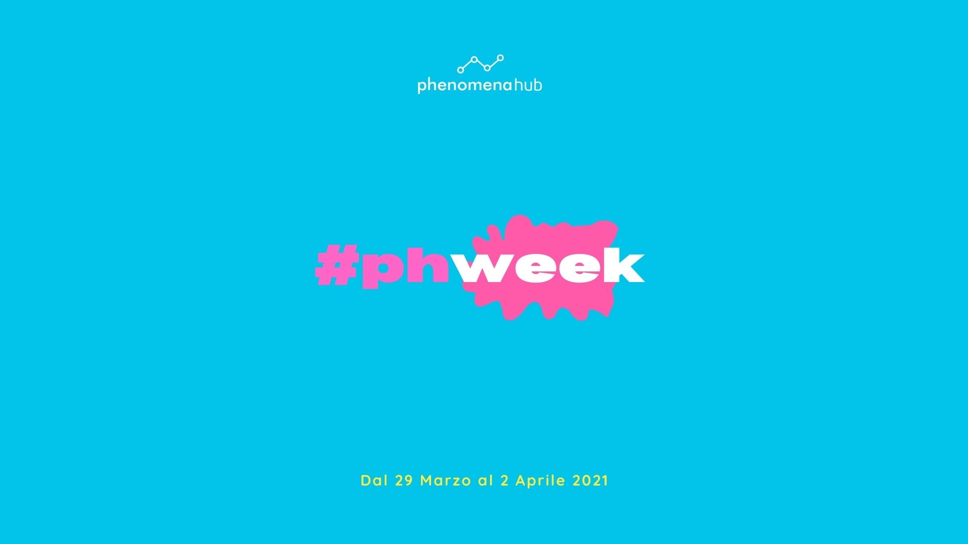 Phenomena WEEK 2021